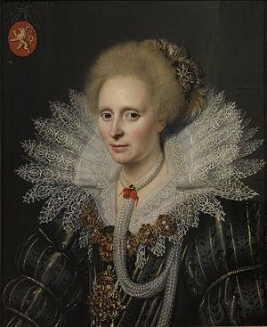 Michiel Jansz. van Mierevelt - Theodora van Duvenvoorde