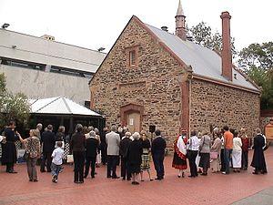 Migration Museum, Adelaide - Image: Migration Museum Latvian