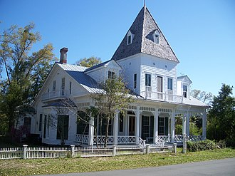 National Register of Historic Places listings in Florida - Ollinger-Cobb House