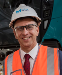 Minister introduces Sydney's first metro train (37069473950) (cropped).png