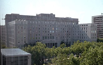 Ministry of Defence (Spain) - Headquarters of the Ministry of Defence