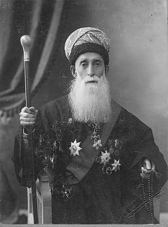 Mufti - Image: Mirza Huseyn Qayibzade