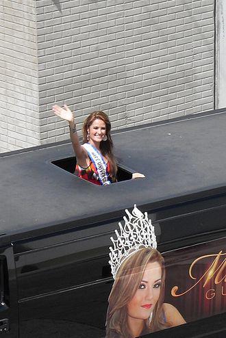 Miss Guatemala - Lourdes Figueroa, Miss Guatemala 2009 and Miss World Guatemala 2011