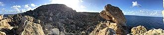 Mistra Rocks - The natural labyrinth that is Mistra Rocks.