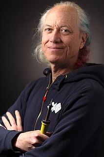 Mitch Altman American hacker and inventor