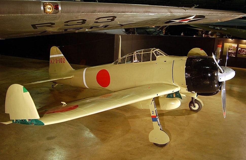 Mitsubishi A62M Zero USAF
