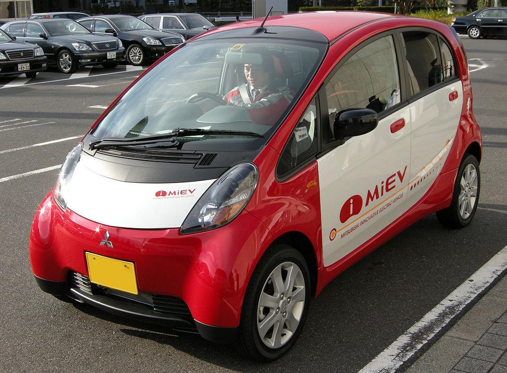 Mitsubishi I Miev Electric Car Price In Pakistan