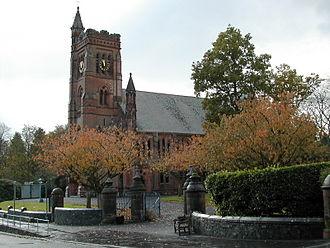 John Starforth - Moffat church