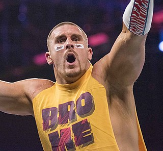 Mojo Rawley American professional wrestler and football player