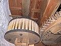 Molen Kilsdonkse molen, Dinther, maalkoppel steenrondsel spoorwiel.jpg