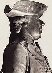 Reiterstandbild Josephs II. in Laxenburg (Balthasar Ferdinand Moll, 1776/77) (Quelle: Wikimedia)