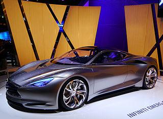 Electric Car Lotus Elise