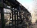 Monroe County - Victor Pike - abandoned railway - trestle - P1120785.JPG