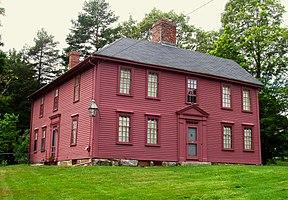 Munroe Tavern (Lexington, Massachusetts)