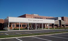 Monroe Township High School Front View.jpg