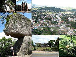 Mariana Pimentel Municipality in Rio Grande do Sul, Brazil