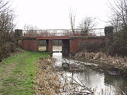 Montgomery Canal at Aber-miwl - geograph.org.uk - 52388.jpg