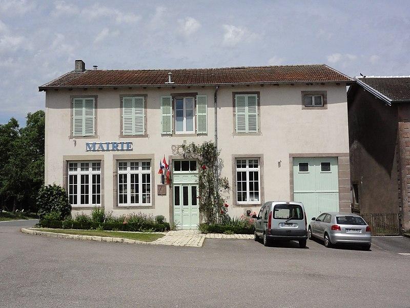 Montreux (M-et-M) mairie