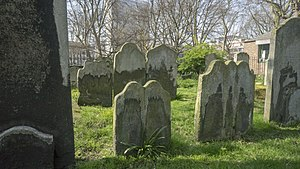 Theophilus Gale - Gale's headstone, Bunhill Fields