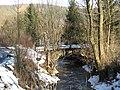Most přes jevanský potok ve Stříbrné Skalici.JPG