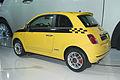 Motor Show 2007, Fiat 500 Giallo Tamarro - Flickr - Gaspa.jpg