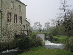Le moulin de Hard.