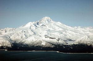 Lake Clark National Park and Preserve - Iliamna volcano