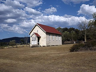 Mount Whitestone, Queensland Suburb of Lockyer Valley Region, Queensland, Australia