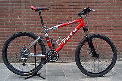 Ποδήλατο βουνού τελευταίας τεχνολογίας