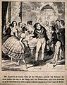 Mr. Lambkin being introduced to a ballet dancer. Lithograph Wellcome V0011253ER.jpg