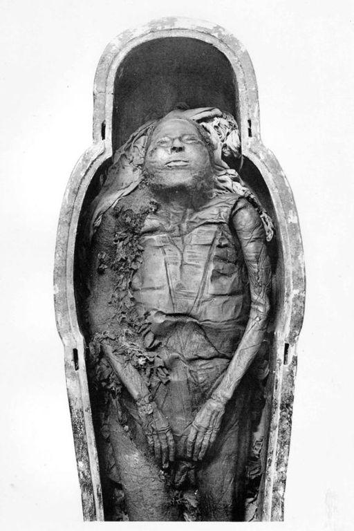 Mummy Masaherta Smith