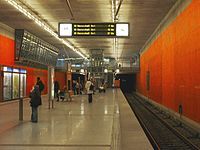 Munich subway Messestadt West.jpg