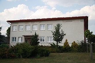Čikov - Municipal office