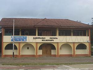 Molinopampa District - Image: Municipalidad de Molinopampa