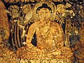 Mural paintings of Buddha at Ajanta Caves.jpg