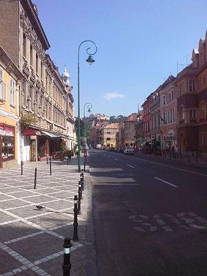 Muresenilor Street