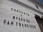 Museo (Iglesia de San Francisco, Quito).JPG