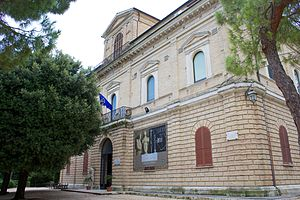 Museo Archeologico Nazionale d'Abruzzo - Museo Archeologico Nazionale d'Abruzzo