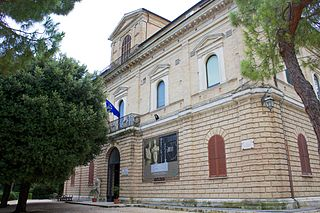 Archaeology museum in Chieti