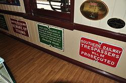 Museum at Sheffield Park railway station (2317).jpg