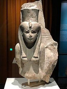 Statue of Mut