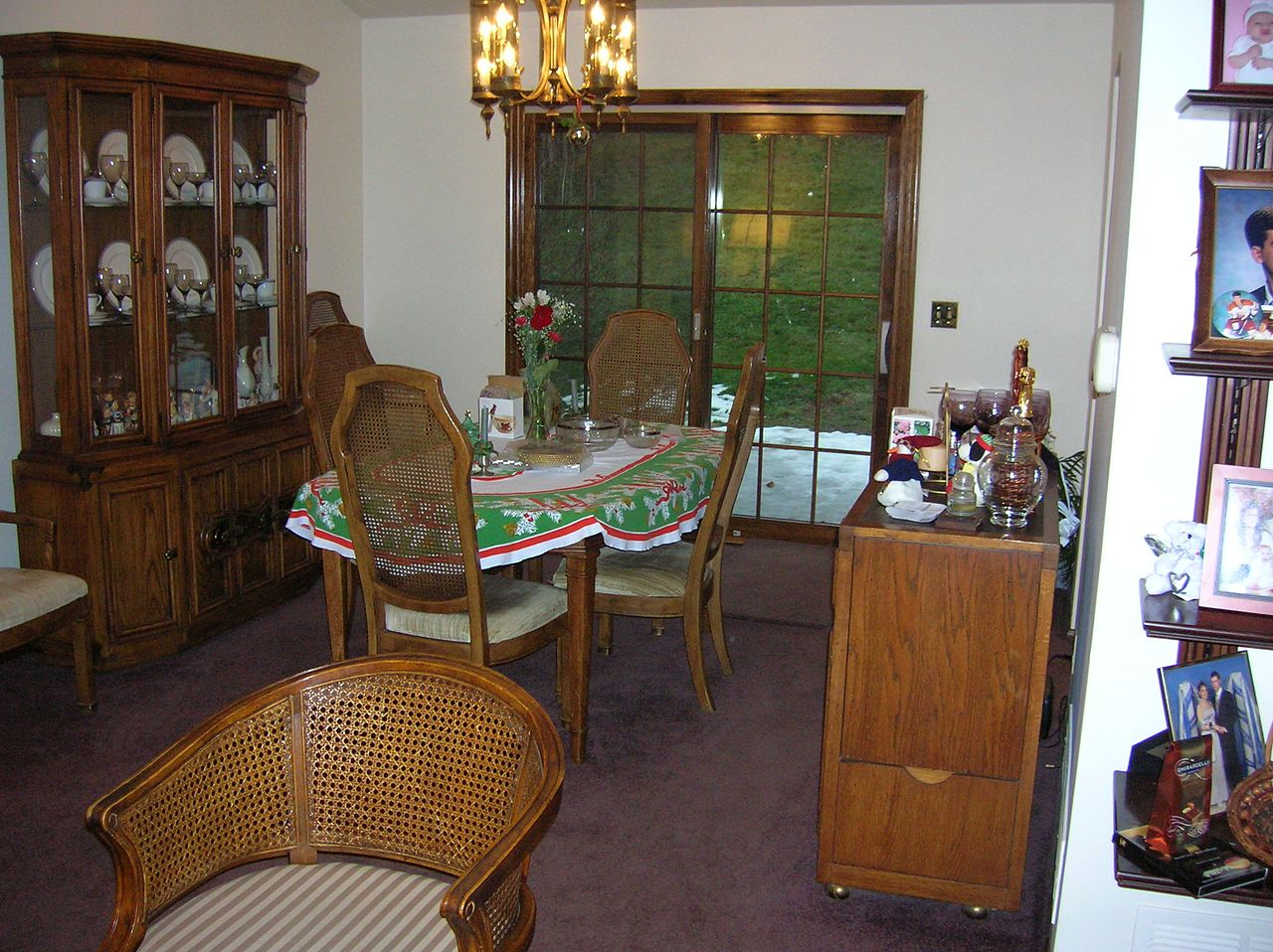 Need help with my dining room - File My Dining Room Jpg Wikimedia Commons