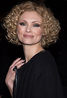 Myanna Buring at the Moet BIFA 2014.jpg