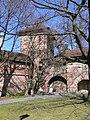 Nürnberg Frauentormauer Blaues S Feldseite.jpg