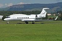 N55GV - GLF5 - Jet Edge International