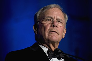 NBC News Anchor Tom Brokaw.