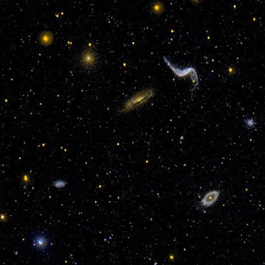virgo supercluster of galaxies - 936×936