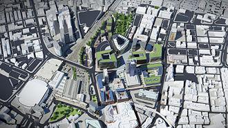 NOMA (Manchester) - NOMA CGI proposal.