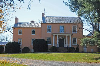 Norwood (Berryville, Virginia) - Image: NORWOOD, BERRYVILLE, CLARKE COUNTY, VA