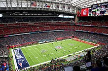 NRG Stadium before Super Bowl LI.jpg